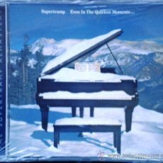 CDs de Música: THE SUPERTRAMP REMASTERS - EVEN IN THE QUIETEST MOMENTS … - CD NUEVO. Lote 57593143