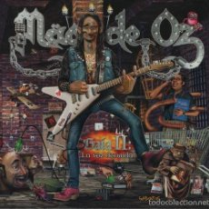 CDs de Música: MÄGO DE OZ - GAIA II LA VOZ DORMIDA (2 CD R@RE SPANISH HEAVY METAL LTD DIGIBOOK. Lote 57602457