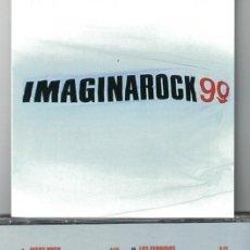 CD - IMAGINA ROCK 99 - VARIOS