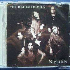 CDs de Música: THE BLUES DEVILS- NIGHTLIFE-CD-AÑO 2000-BLAU PRODUCCIONES PEPETO. Lote 190157238