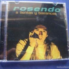CDs de Música: ROSENDO - A TIENTAS Y BARRANCAS (CD, ALBUM). Lote 144221960