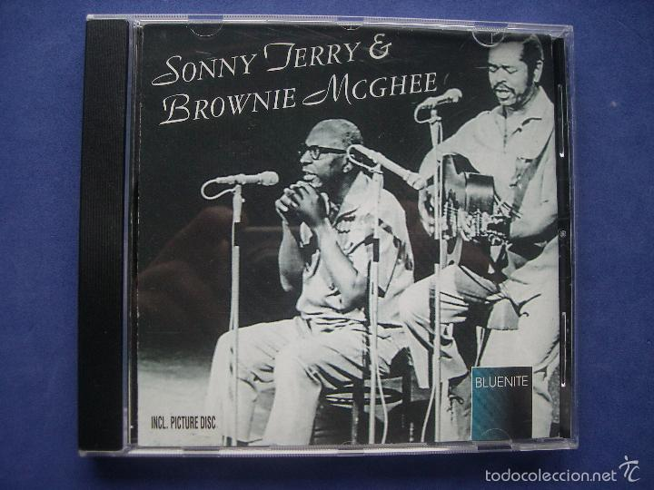 SONNY JERRY & MCGHEE BLUENITE CD ALBUM PEPETO (Música - CD's Jazz, Blues, Soul y Gospel)