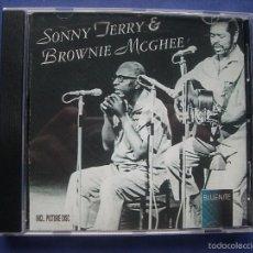 CDs de Música: SONNY JERRY & MCGHEE BLUENITE CD ALBUM PEPETO. Lote 57654919