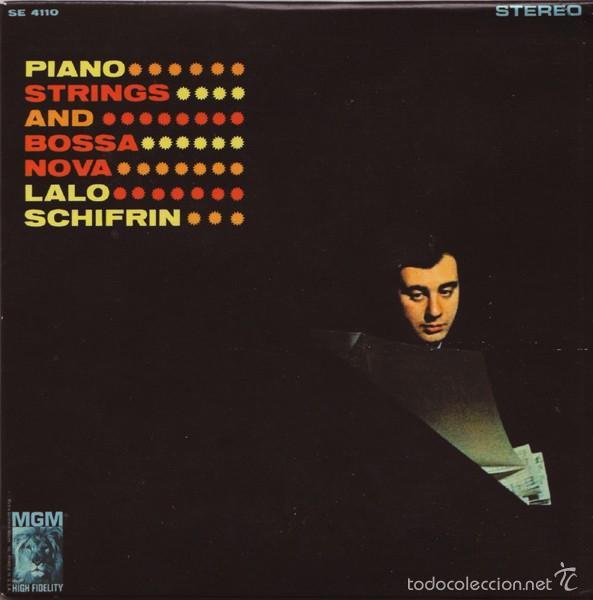 LALO SCHIFRIN - PIANO, STRINGS AND BOSSA NOVA (CD BOSSA NOVA) (Música - CD's World Music)