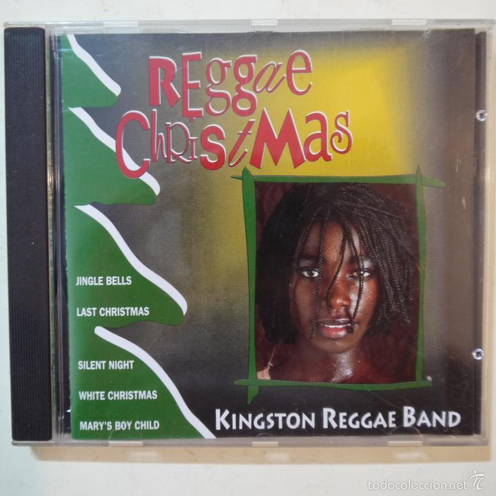 KINGSTON REGGAE BAND - REGGAE CHRISTMAS - CD (Música - CD's Reggae)
