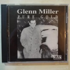 CDs de Música: GLENN MILLER - PURE GOLD - CD 1993. Lote 57670205
