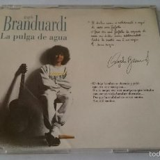 CDs de Música: ANGELO BRANDUARDI - LA PULGA DE AGUA (CD SINGLE PROMO 1993). Lote 57670438