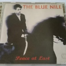 CDs de Música: THE BLUE NILE - PEACE AT LAST (CD ALBUM EDIC. ALEMANA 1996). Lote 57688469