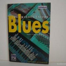 CDs de Música: CD + CD-ROM - LOS GRANDES EXITOS - BLUES- POWER CD. Lote 57697341