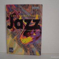 CDs de Música: CD + CD-ROM - LOS GRANDES EXITOS - JAZZ- POWER CD. Lote 57697349