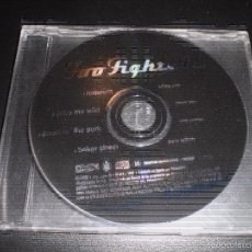 CDs de Música: FOO FIGHTERS REQUIEM CD SINGLE PROMO ESPAÑA 4-TRACKS. Lote 57699480
