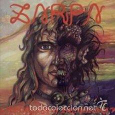 CDs de Música: ZARPA CD ANGELES O DEMONIOS TIPO BARON ROJO OBUS EDICION LIMITADA A 500 COPIAS N 127. Lote 57712802
