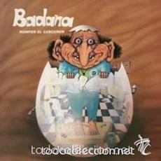 BADANA CD ROMPER EL CASCARON EDICION LIMITADA 500 COPIAS N494 (Música - CD's Heavy Metal)