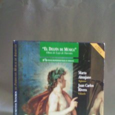 CDs de Música: CD EL DELFÍN DE MÚSICA. Lote 57715632