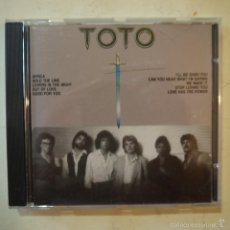 CDs de Música: TOTO - THE BEST OF TOTO - CD 1991. Lote 57716939