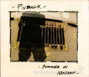 PINBACK-SUMMER IN ABADDON -INDIE ROCK TOUCH AND GO RECORDS (Música - CD's Rock)