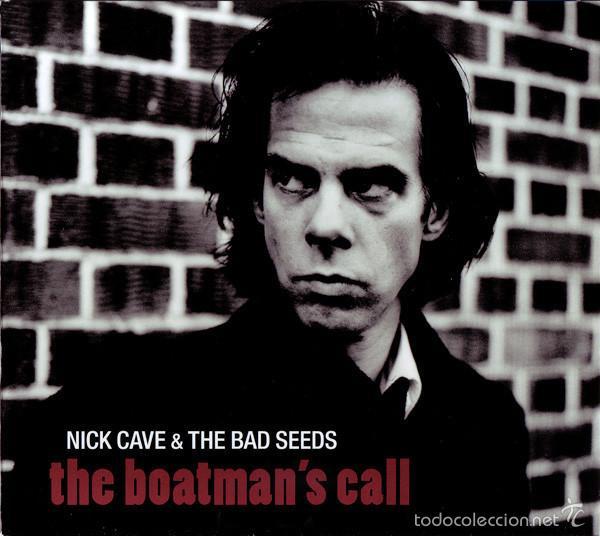 NICK CAVE & THE BAD SEEDS - THE BOATMAN'S CALL (Música - CD's Rock)