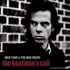 CDs de Música: NICK CAVE & THE BAD SEEDS - THE BOATMAN'S CALL. Lote 57730048