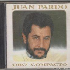 CDs de Música: JUAN PARDO CD ORO COMPACTO 1987 HISPAVOX. Lote 57738315