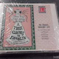 CDs de Música: ESTUCHE CD A TREE GROWS IN BROOKLYN THE ORIGINAL BROADWAY CAST SHIRLEY BOOTH MUSICAL TEATRO BSO OST. Lote 58348654