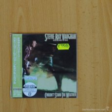 CDs de Música: STEVIE RAY VAUGHAN - COLD STAND THE WEATHER - CD. Lote 57763663