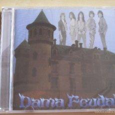 CDs de Música: DAMA FEUDAL: DAMA FEUDAL / SANGRE AZUL, JUPITER, NIAGARA, BELLA BESTIA, SANTA, BANZAI.... Lote 60526462
