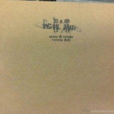 CDs de Música: DOBLE CD: PEARL JAM: ARENA DI VERONA, 20-8-2008, EDICIÓN LIMITADA . Lote 57789138