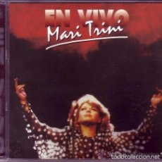 CDs de Música: MARI TRINI(EN VIVO)CD MUY RARO. Lote 57793266
