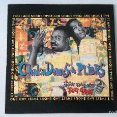 CDs de Música: CHAKA DEMUS & PLIERS WITH JACK RADICS & TAXI GANG - TWIST AND SHOUT (2 VERSIONS) (CD SINGLE 1993). Lote 57794757