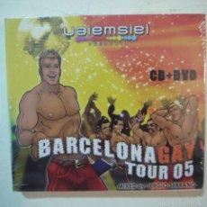CDs de Música: BARCELONA GAY TOUR 05 - CD+DVD - PRECINTADO. Lote 57808891