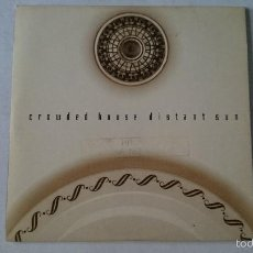 CDs de Música: CROWDED HOUSE - DISTANT SUN / DON'T DREAM IS OVER (LIVE) (CD SINGLE PROMO EDIC. HOLANDESA 1993). Lote 57811157