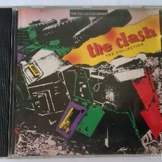 CDs de Música: THE CLASH - THE COLLECTION (RECOPILATORIO 20 EXITOS - 20 HITS COMPILATION) (CD ALBUM AUSTRALIA 1991). Lote 57811245