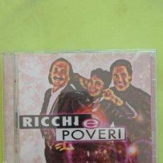 CDs de Música: RICCHI E POVERI- TODOS SUS GRANDES ÉXITOS -2 CD - BUEN ESTADO. Lote 57811856