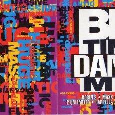 CDs de Música: BIG TIME DANCE MIX. Lote 57818236