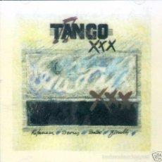 CDs de Música: TANGO XXX CD. Lote 57837495