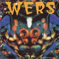 CDs de Música: WERS - WERS. Lote 213105895