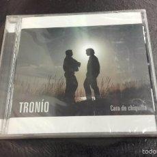 CDs de Música: CD NUEVO PRECINTADO TRONÍO CARA DE CHIQUILLA. Lote 57855858