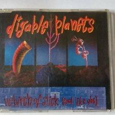 CDs de Música: DIGABLE PLANETS - REBIRTH OF SLICK (COOL LIKE THAT) (4 REMIXES) (CD MAXI EDIC. ALEMANA 1993). Lote 57857276