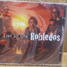 CDs de Música: ROBLEDOS. LOBO SIN LUNA. CD /SZENA RECORDS - 2004 / 10 TEMAS - PRECINTADO.. Lote 57871968