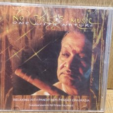 CDs de Música: PANDIT HARIPRASAD CHAURASIA, NO STRESS MUSIC. CD / PRECINTADO - DIFÍCIL.. Lote 57872168