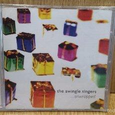 CDs de Música: THE SWINGLE SINGERS...UNWRAPPED. CD / SWINGCD20 - 16 TEMAS / PRECINTADO.. Lote 57872647