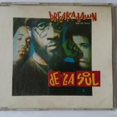 CDs de Música: DE LA SOUL - BREAKADAWN (CD MAXI 7 TEMAS EDIC. ALEMANA 1993)). Lote 57874946
