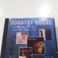CDs de Música: DOROTHY MOORE MISTY BLUE AND OTHER GREATEST HITS ( 1996 MALACO ) . Lote 57875945