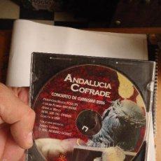 CDs de Música: CD SEMANA SANTA , ANDALUCIA COFRADE AGRUPACION MUSICAL POLILLAS ABEL MORENO BANDA DE MUSICA ..... Lote 57881304