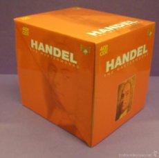 CDs de Música: HANDEL - MASTERWORKS - 40 CD BOX SET - DESCATALOGADO!!. Lote 57892468