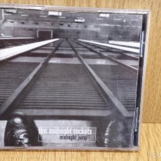 CDs de Música: THE MIDNIGHT ROCKETS. MIDNIGHT JUMP. CD / DISC MEDI BLAU - 1999. 12 TEMAS / LUJO.. Lote 57893059