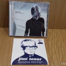 CDs de Música: JIMI TENOR. INTERVISION. CD / WARP RECORDS. 11 TEMAS / BUENA CALIDAD.. Lote 57907901