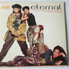 CDs de Música: ETERNAL - JUST A STEP FROM HEAVEN / STAY (CD SINGLE EDIC. HOLANDESA 1994). Lote 57910226