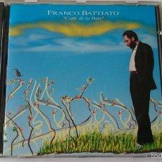 CDs de Música: FRANCO BATTIATO - CAFFE DE LA PAIX (CD ALBUM EDIC. ITALIANA 1993). Lote 57921122