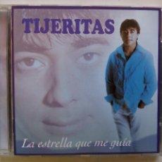 CDs de Música: TIJERITAS. LA ESTRELLA QUE ME GUÍA. CD ESTRELLA BRILLANTE SA 01127. ESPAÑA 2005. RUMBA. MÁLAGA.. Lote 100173208
